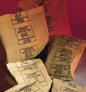 Desiccant Packs